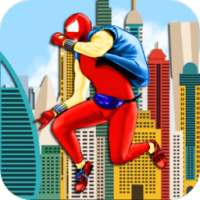 Subway chase with Spiderman on 9Apps