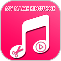 My Name Ringtone & Alarm أيقونة