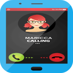 TrueCaller-Name Announcer أيقونة