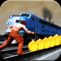Temple Train FREE! icon