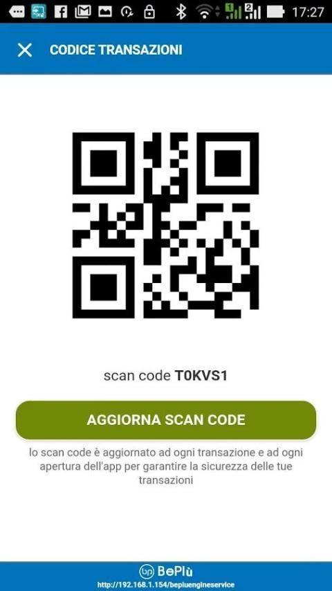 App Bepiù Consumer screenshot 1