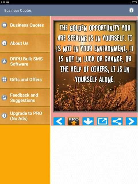 Business Success Quotes Images screenshot 19