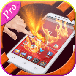New Fire Screen Prank 2016 icon