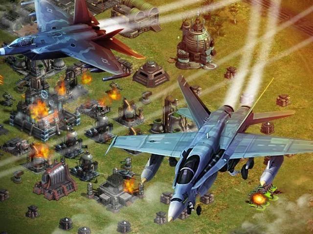 Red Warfare: Let's Fire! screenshot 3