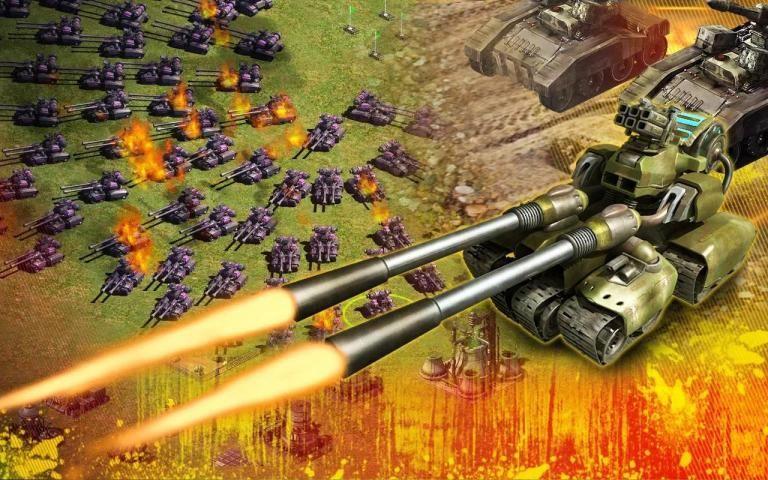 Red Warfare: Let's Fire! screenshot 8