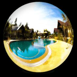 Photosphere HD Live Wallpaper أيقونة