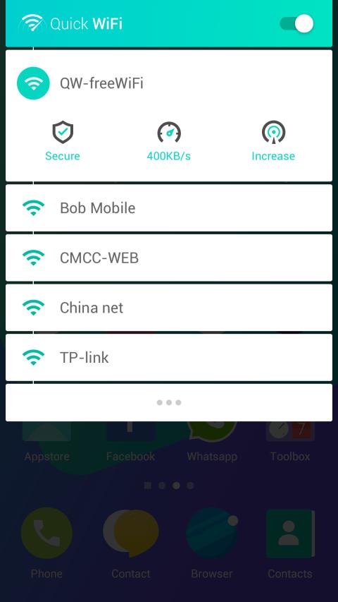 Wifi Master  screenshot 2