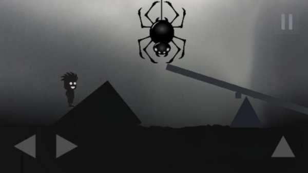 Darkness Way - Limbo Style screenshot 3