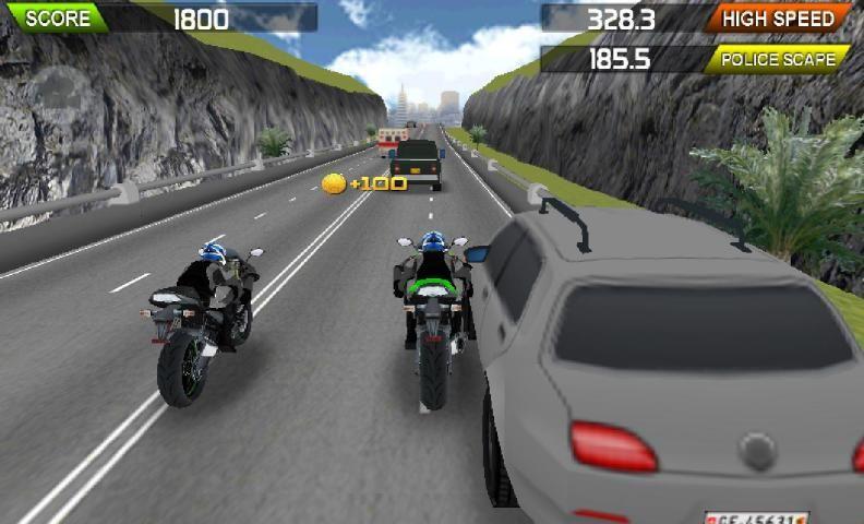 MOTO Furious HD 5 تصوير الشاشة