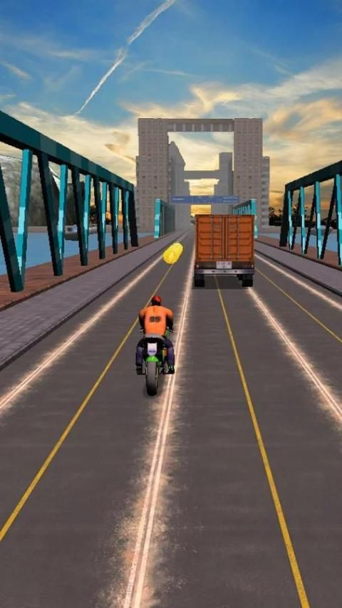 Bike Racing Game 3D screenshot 2
