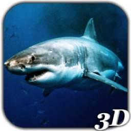 Shark Attack Live Wallpaper