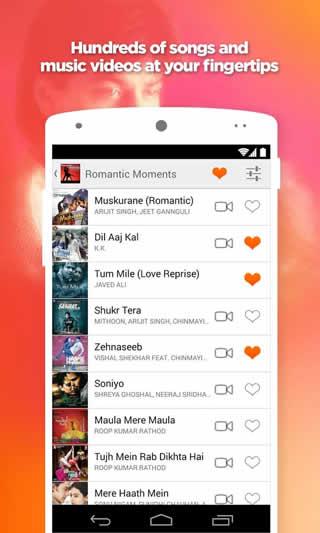 Love Songs Hindi screenshot 2