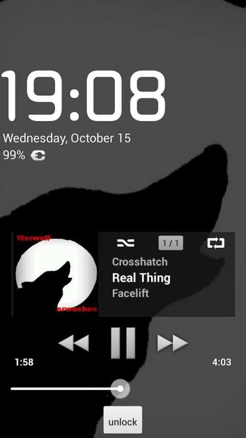 Music Player for Android screenshot 2
