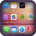 iOS 7 Launcher icon