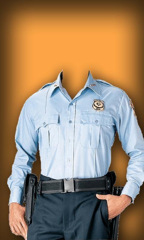 Police Suit Photo Maker/Editor screenshot 7