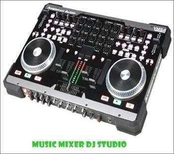 Music Mixer DJ Studio 1 تصوير الشاشة