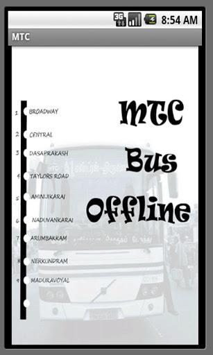 MTC Offline screenshot 1