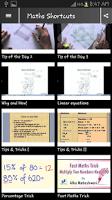 Maths Shortcut Tricks (Vedic) screenshot 1
