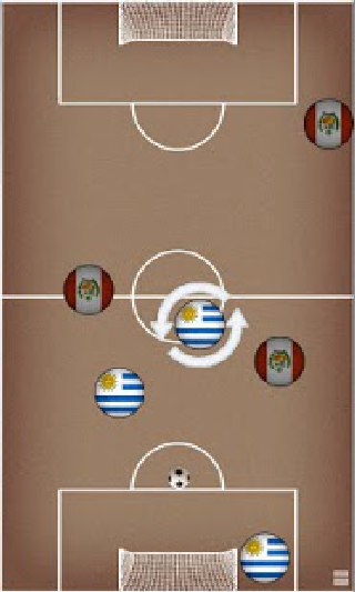 Pocket Soccer screenshot 3