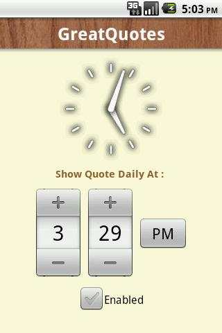 Great Quotes - Best Sayings screenshot 2