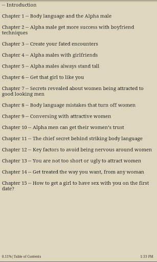 How to Become an Alpha Male screenshot 2