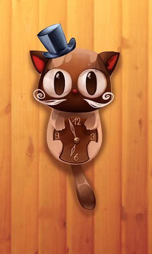 TicToc Cat Clock Demo screenshot 1