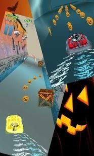 Speed Boat:Halloween Edition screenshot 2