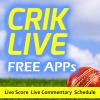CRIK LIVE - Live Cricket icon