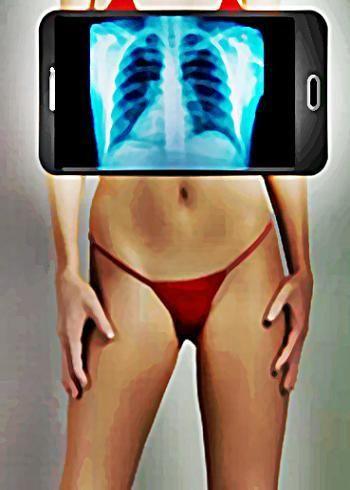 X-Ray Cloth Scanner Prank 1 تصوير الشاشة