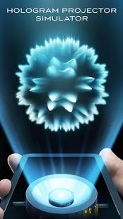Hologram Projector Simulator screenshot 6
