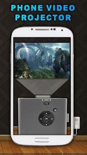 Phone Video Projector screenshot 4