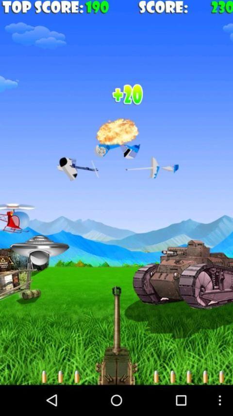 Helicopter Shoot in War screenshot 4