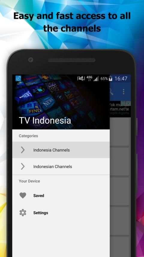TV Indonesia Channels Info screenshot 4