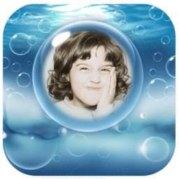 Bubble Photo Frames