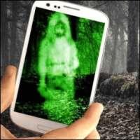 Ghost Detector Camera Prank icon
