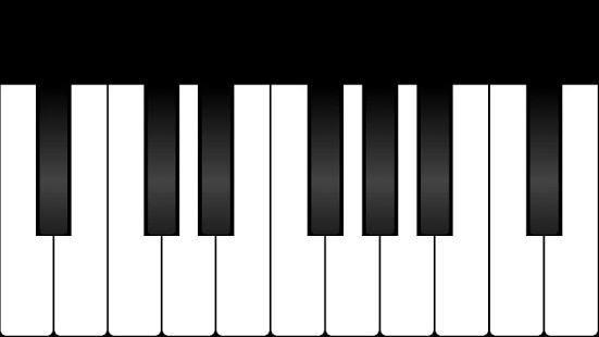 Children Piano 1 تصوير الشاشة