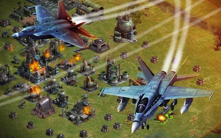 Red Warfare: Let's Fire! screenshot 7