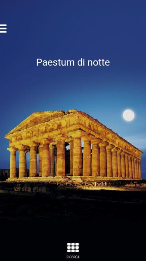 Paestum di notte screenshot 1