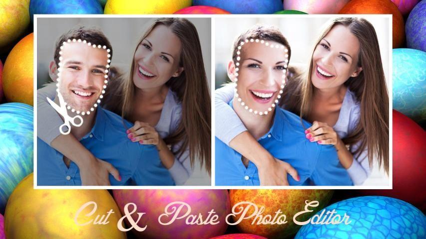 Cut & Paste Photo Editor 4 تصوير الشاشة