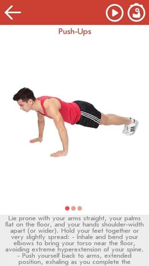 Fitnes Sehat screenshot 8