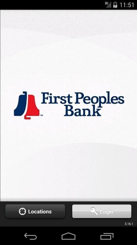 First Peoples Bank Mobile Bank 5 تصوير الشاشة