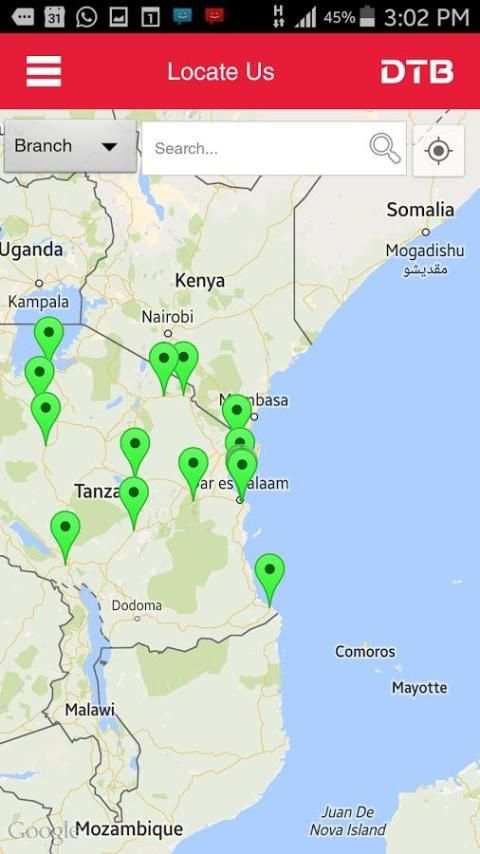 DTB Mobile Tanzania screenshot 11