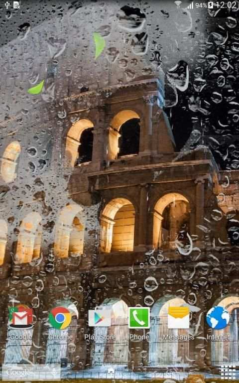 Rome Live Wallpaper screenshot 8