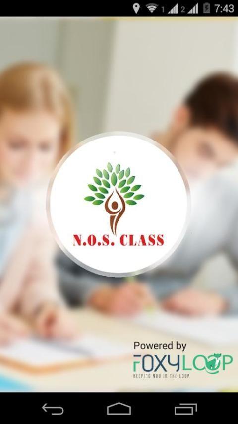 NOS Class 2 تصوير الشاشة