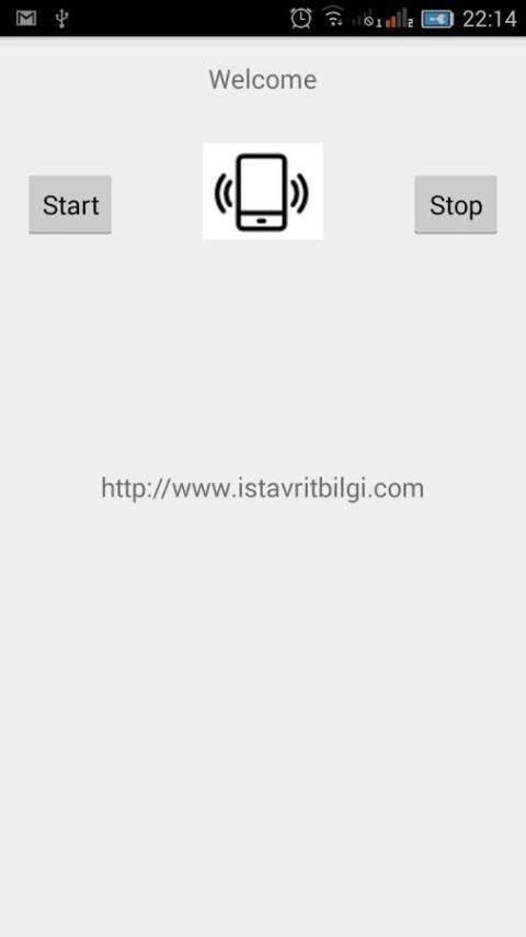 Disable Haptic Feedback screenshot 3