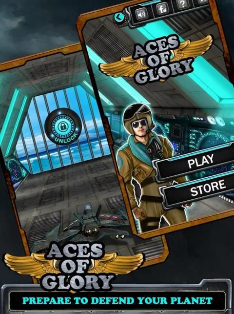 Aces of Glory 2014 screenshot 14