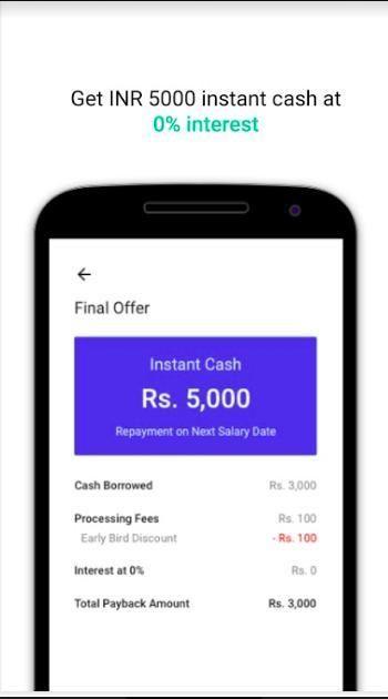 Loan Personal Loans App,Instant Cash,ECash- Avail скриншот 6