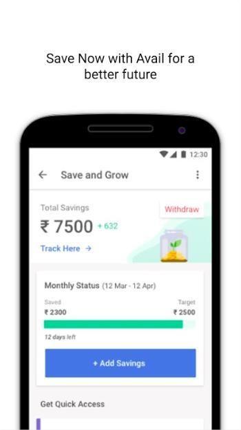 Loan Personal Loans App,Instant Cash,ECash- Avail скриншот 1