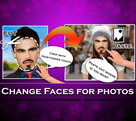 Change Faces for Photos screenshot 1