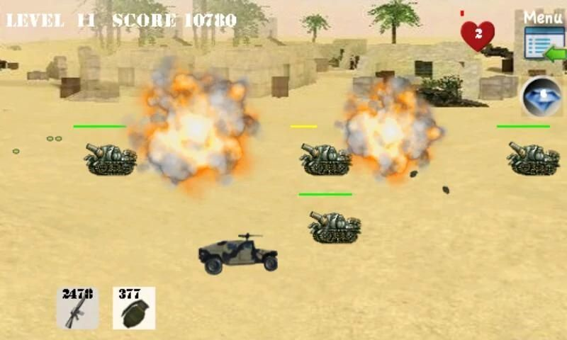 Commando Counter Strike War screenshot 3